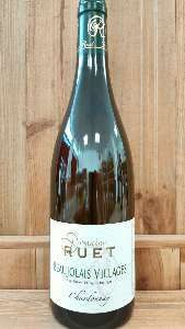 Beaujolais Villages blanc Ruet