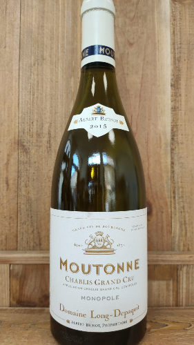 Chablis Grand Cru La Moutonne