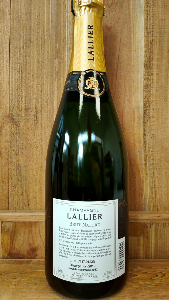 Champagne Lallier Brut nature